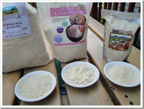 how to make almond meal into almond flour