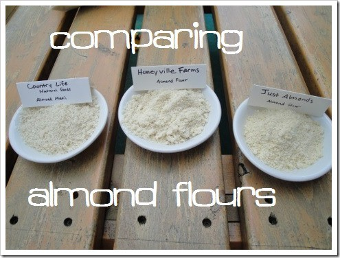 Three brands of almond flour (and almond meal) are pitted against each other in grain-free muffins and crackers. Does the meal make crumbly crackers? Find out...