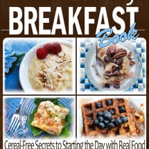 Printable Recipe: Tropical Grain-free Breakfast Porridge {FREE Download}