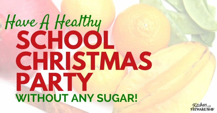 Healthy Christmas Party