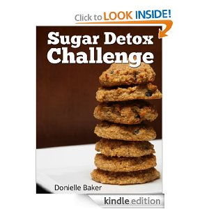 Cover of Sugar Detox Challenge book by Donielle Baker
