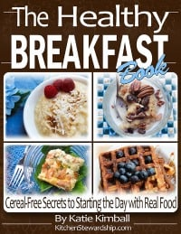 The Healthy Breakfast Book