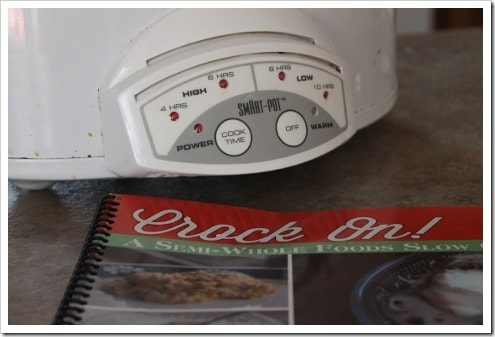 Crock On eBook cookbooc review
