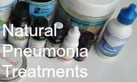 Natural Pneumonia Treatments