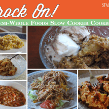 Saved by the Slow Cooker {GIVEAWAY – NOW CLOSED} + Recipe Resources