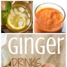Monday Mission: Make a Ginger Drink