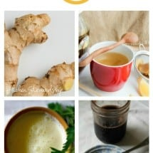 Monday Mission: Try a Natural Remedy with Ginger