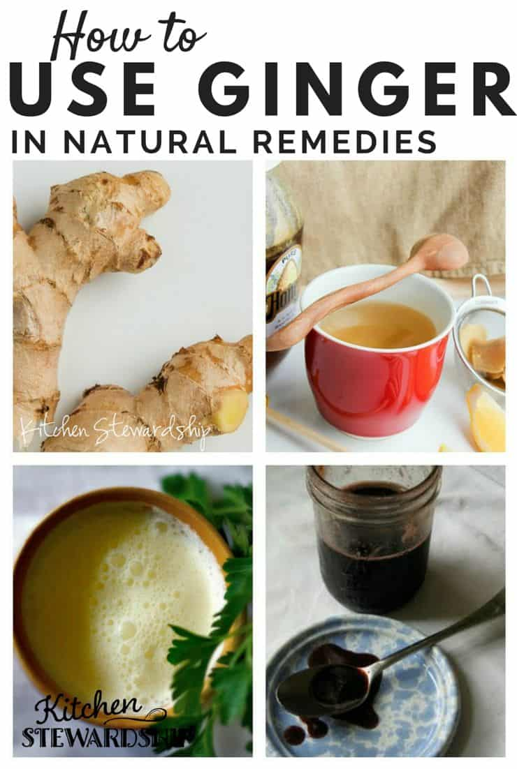 How to Use Ginger in Natural Remedies