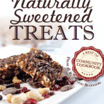 Nourish your Sweet Tooth with Over 40 Treats, Sweetened by Nature
