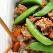 Slow Cooker Ginger Beef Recipe