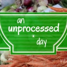 The Unprocessed Day–How do you Balance it All?