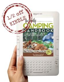 Kindle Camping half