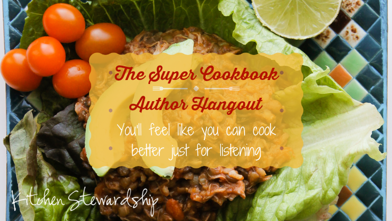 The Super Cookbook Author Hangout
