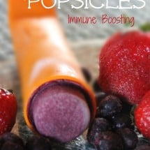 Build Your Immune System the FUN Way: Simple Herb-Infused Popsicle Recipe