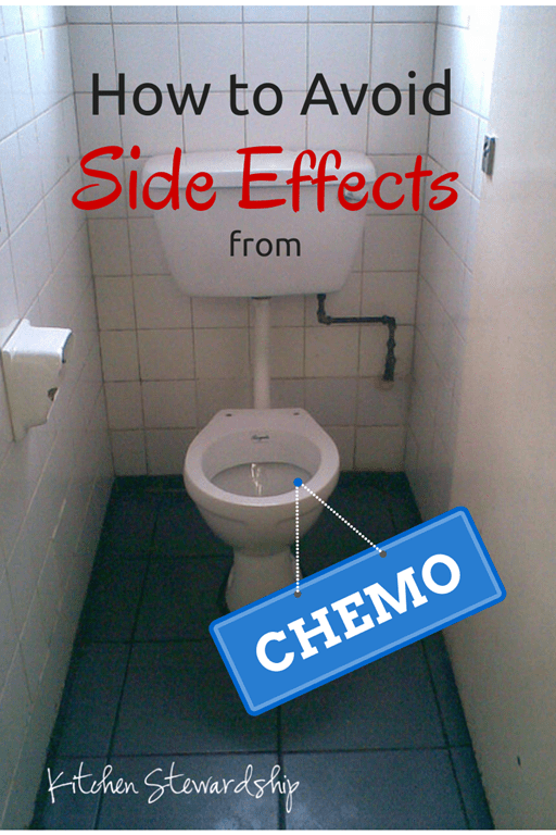 How to Avoid Side Effects from Chemo