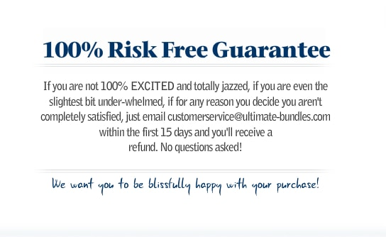 Money Back Risk Free Guarantee