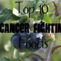 Monday Mission: Fight Cancer with Food