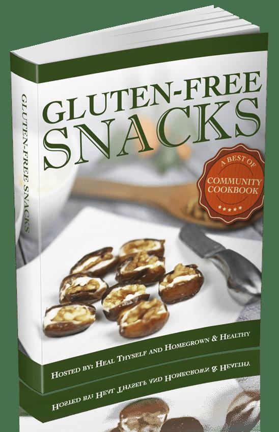 Gluten Free Snacks Book