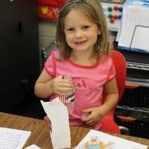 To Waste or To Waist: Feeding Cookies to Kindergarteners