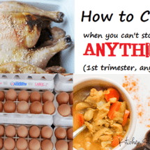 How to Cook When You Can't Stomach Anything