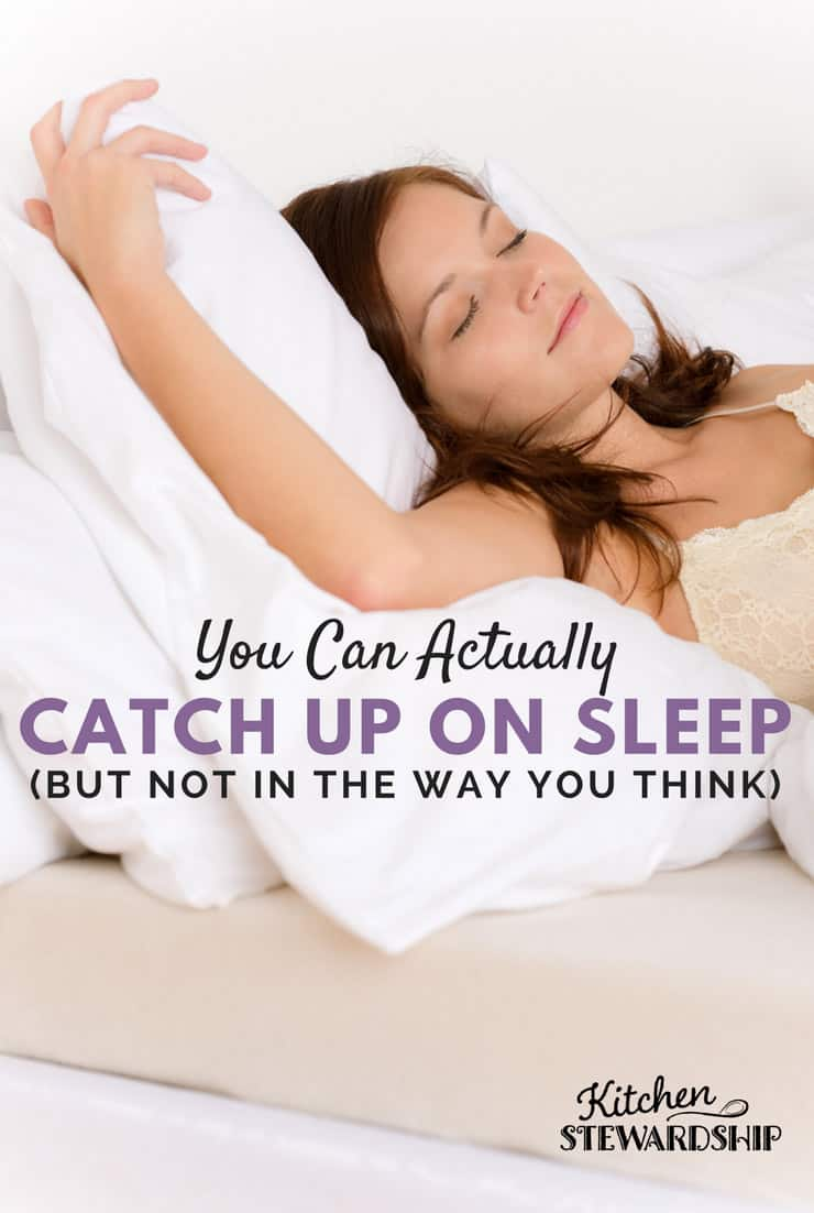 Behind on sleep? Try these simple tips today!