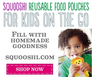 Real Food On The Go In Reusable Pouches