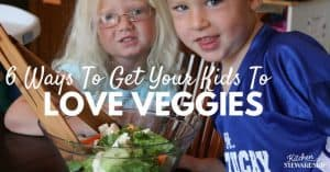 Struggling to get your kids to eat vegetables? Try these 6 simple tricks!