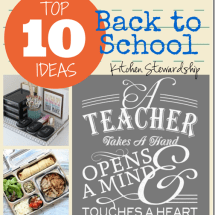 Top 10 Back-to-School Ideas on Pinterest
