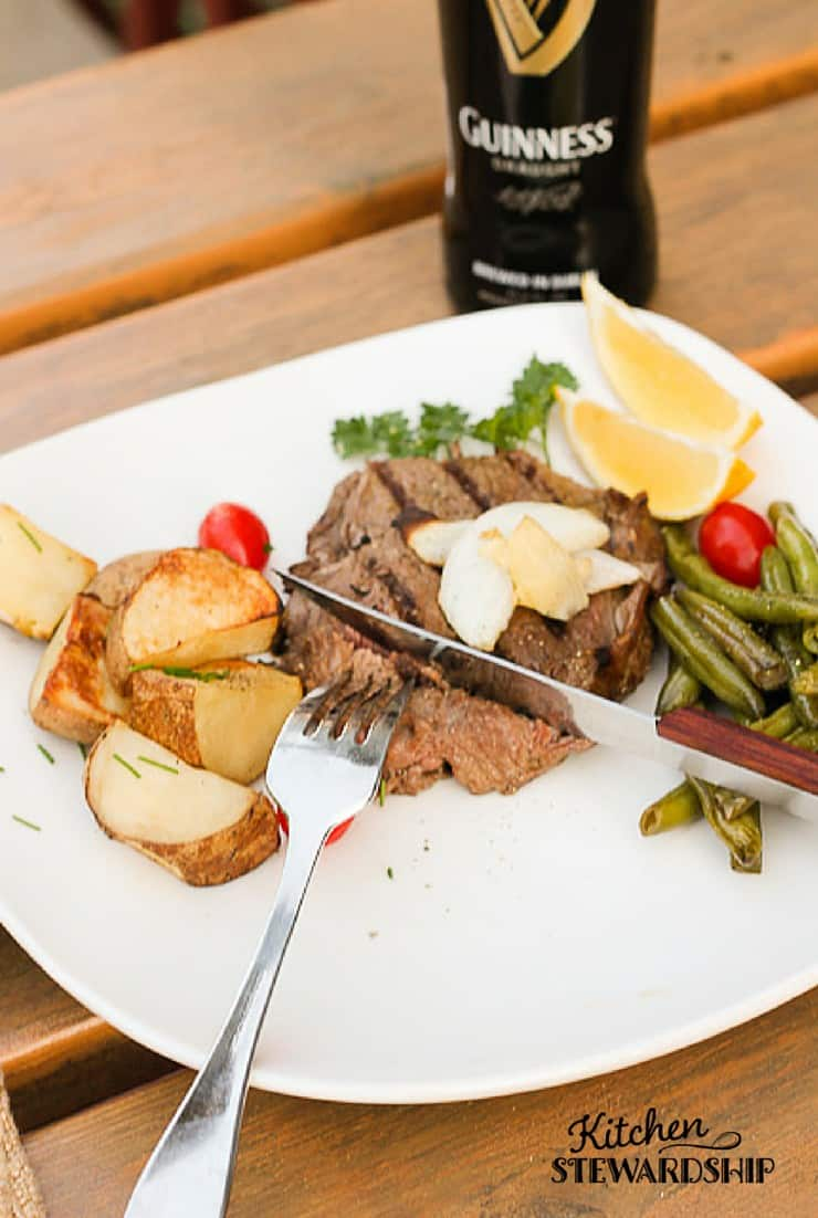 Study: Marinating Meat with Beer is Good for You