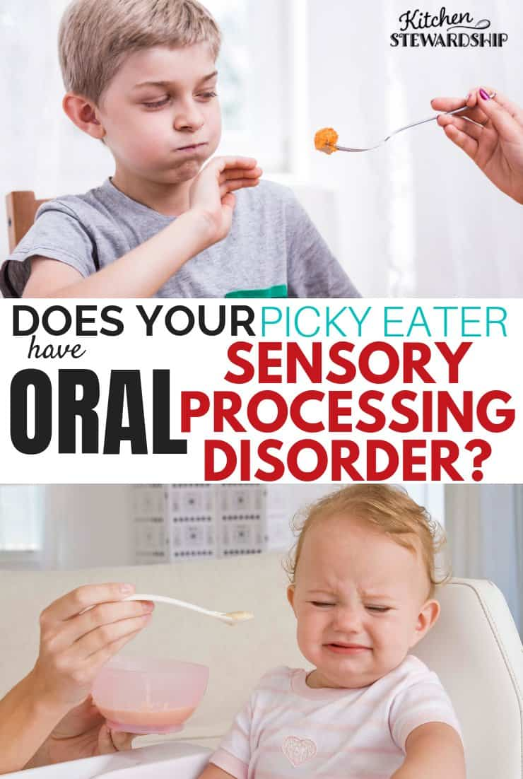 Could your picky eater have oral SPD?