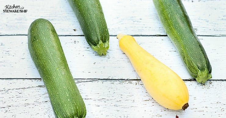 what to do with a zucchini