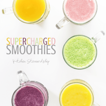 Supercharge Your Smoothies