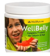 WellBelly probiotics