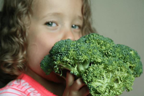 6 Ways to Encourage Your Kids to Eat Vegetables :: via Kitchen Stewardship