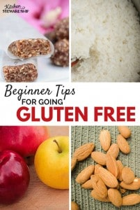 Seven Beginner's Steps to Gluten-Free Survival Mode. Going GF can be overwhelming at first, but these tips can help you keep your sanity!