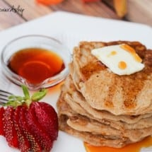 Gluten-Free Pancakes Recipe