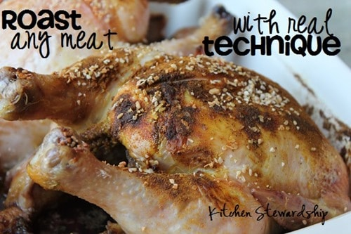 Roast Any Meat with Real Technique