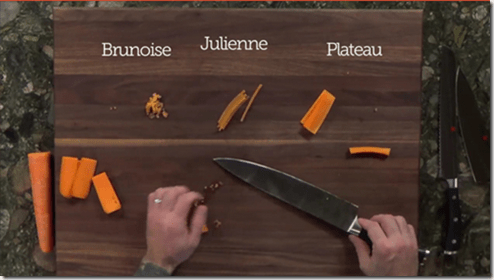 Sharpen up Your Knife Skills with these free videos. Spend less time at the cutting board and more time with your family.