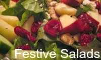 Festive Holiday Greek Salad