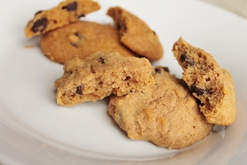 Gluten-free cookies so soft and fluffy you'll never believe they're so healthy too - less than half a TEAspoon of honey in each cookie! Kids and adults alike love them