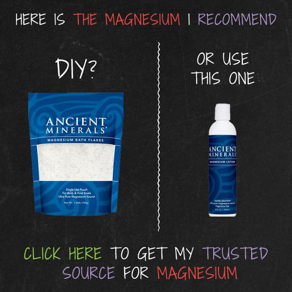 Make your own Magnesium Lotion or have Perfect Supplements do the work for you!
