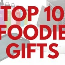 Top 10 Foodie Gifts to Buy {Pinterest}