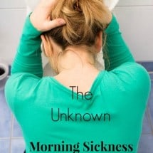 Has Morning Sickness Got You Down? Learn the Ultimate Secret Remedy {GUEST POST}