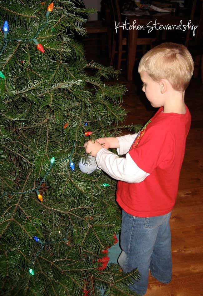 GRACE for a Stress-less Holiday: via Kitchen Stewardship
