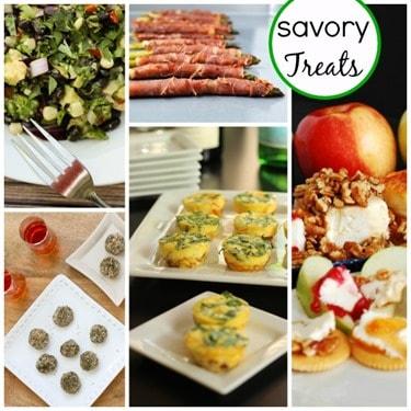 savory treats