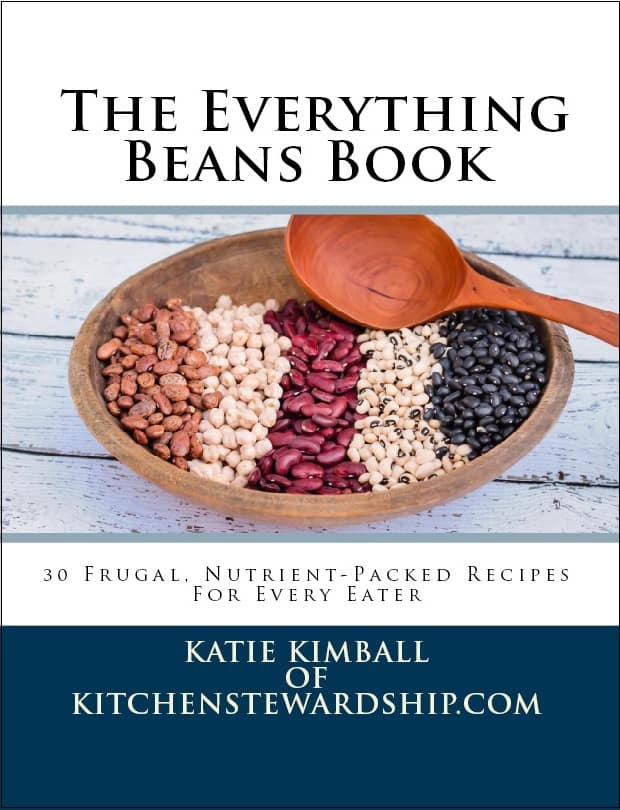 The Everything Beans Book - An Beans Cookbook