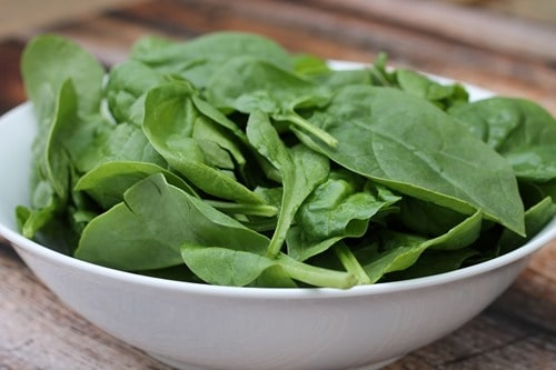 Big Bowl of Spinach
