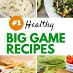 Healthy Football Game Appetizers
