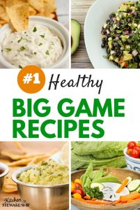 Best Homemade Healthy Football Party Recipes for the Win!