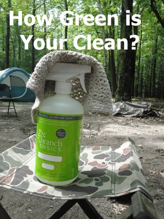 How Green is Your Clean